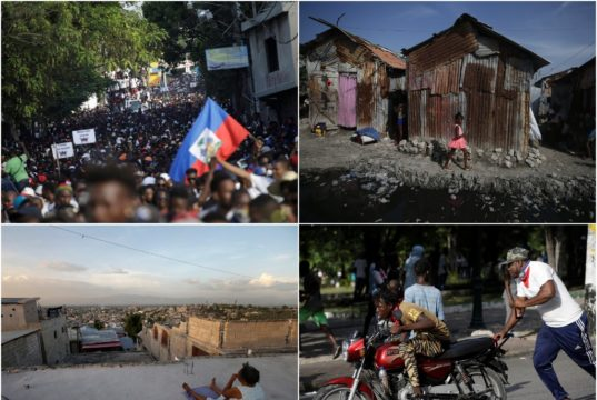 Интересные фото с Гаити