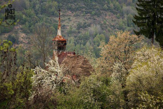 Заброшенные места Западных Румынских гор