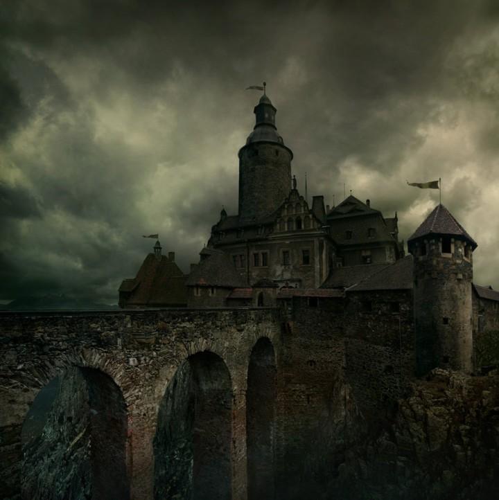 Самые необычные замки Польши